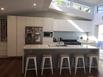 Renting out with online payment: Lovely kitchen / living