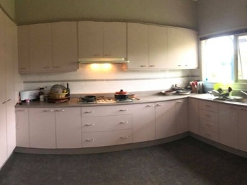 Renting out with online payment: Spacious Kitchen