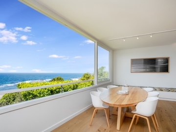 Renting out with online payment: Dining Area with Water Views
