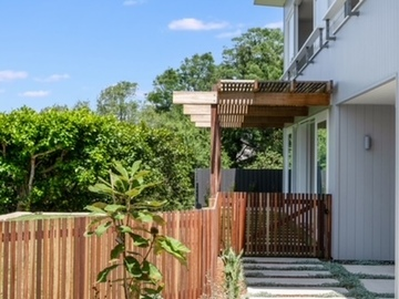 Renting out with online payment: Garden Area