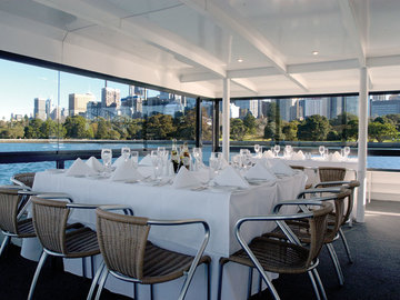 Renting out with online payment: Vessel Hire for a Wedding Event