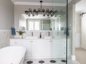 Renting out with online payment: Classic Bathroom