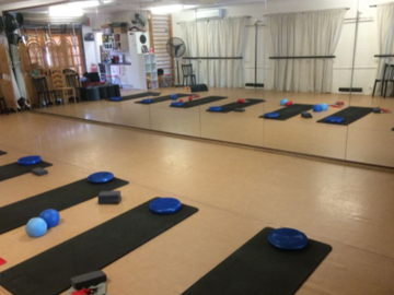 Renting out with online payment: Flexible Yoga Studio