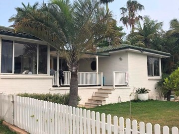 Renting out with online payment: Beach Cottage