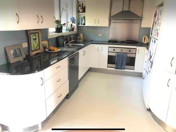 Renting out with online payment: Beach House Kitchen
